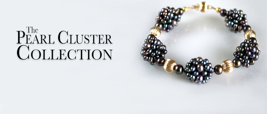 PEARL CLUSTER COLLECTION BANNER TABLET
