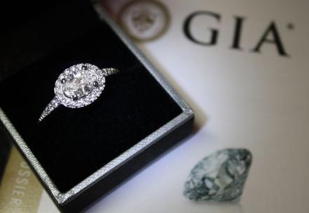 GIA CONFLICT FREE DIAMONDS